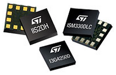 Industrial Motion Sensors STMicro's sensors take motion sensing in industrial applications to the next level-STMicroelectronics丨5Star